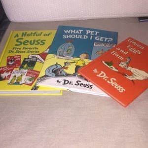 Book bundle, Dr. Seuss
